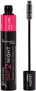 Rimmel London, Day 2 Night Mascara Black 9.5 ml