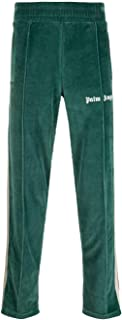 Luxury Fashion | Palm Angels Men PMCA007E20FAB0035901 Green Polyester Joggers | Autumn-winter 20