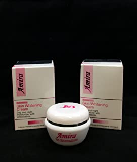 Amira Magic Skin Whitening Cream w/ Antioxidants 2 x 15G (100% GENUINE)