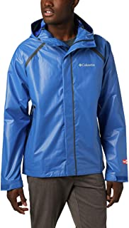 Columbia Men's Outdry Ex Blitz Jacket, Waterproof, Breathable
