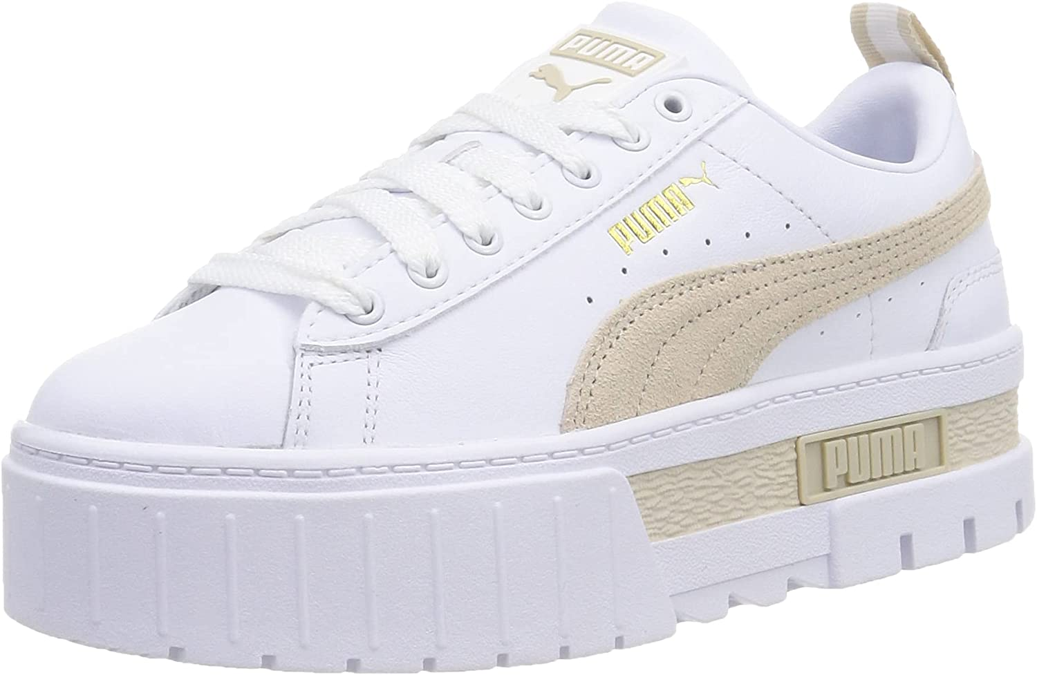PUMA Safety and trust Surprise price Womens Mayze Sneakers White Court