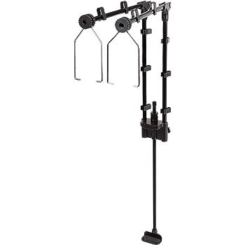 REPTI ZOO Reptile Dual Lamp Stand Lamp Hanger Holder Adjustable Metal Lamp Support for Reptile Glass Terrarium Heating Light