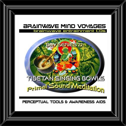 BMV Series 22 Tibetan Singing Bowls CD: Brainwave Meditation