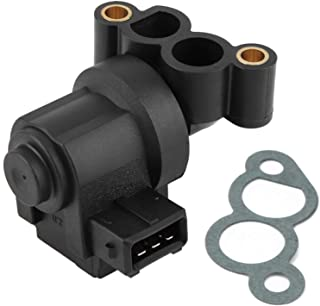 Sensor de válvula de control de aire inactivo, 35150-33010 35150-06310 0K24720660 0K9A220660A Válvula de control de aire inactivo de coche apto para Kia, para Hyundai