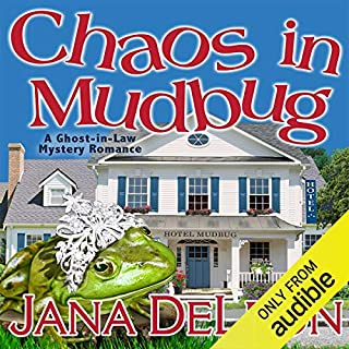 Chaos in Mudbug cover art