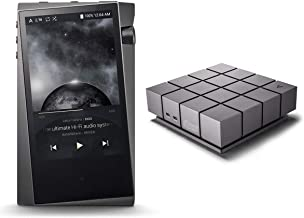 Astell & Kern A&Norma SR15 Portable Music Player (Dark Gray) with AK Ripper MKII CD-Ripper
