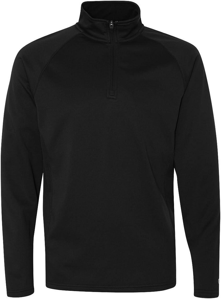 Champion S230 Adult Performance Color Block 1/4-Zip Jacket