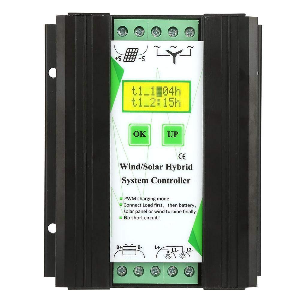 Phoenix Mall 35% OFF Hybrid PWM Solar Wind Pane Economic Controller Charge