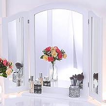 Badezimmerspiegel Dreiteilig.Suchergebnis Auf Amazon De Fur Spiegel Dreiteilig