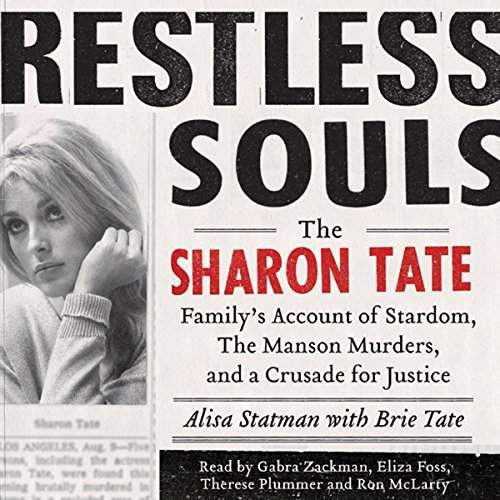 Restless Souls audiobook cover art
