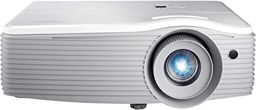 Optoma EH512 1080p WUXGA Support Business Project with High Brightness 5,000 Lumens, LAN Display, PC-Free Projection,Vertical Lens Shift, Keystone Correction, 1.6X Zoom