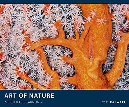 Art of Nature 2021 - Bild-Kalender - Wand-Planer - 60x50: Meister der Tarnung