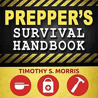 Prepper's Survival Handbook cover art