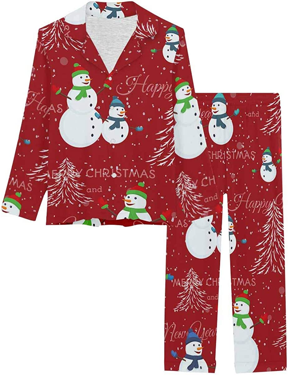 InterestPrint Oklahoma City Mall Notch Collar Loungewear Nightwear Max 90% OFF Sleepwear Soft f