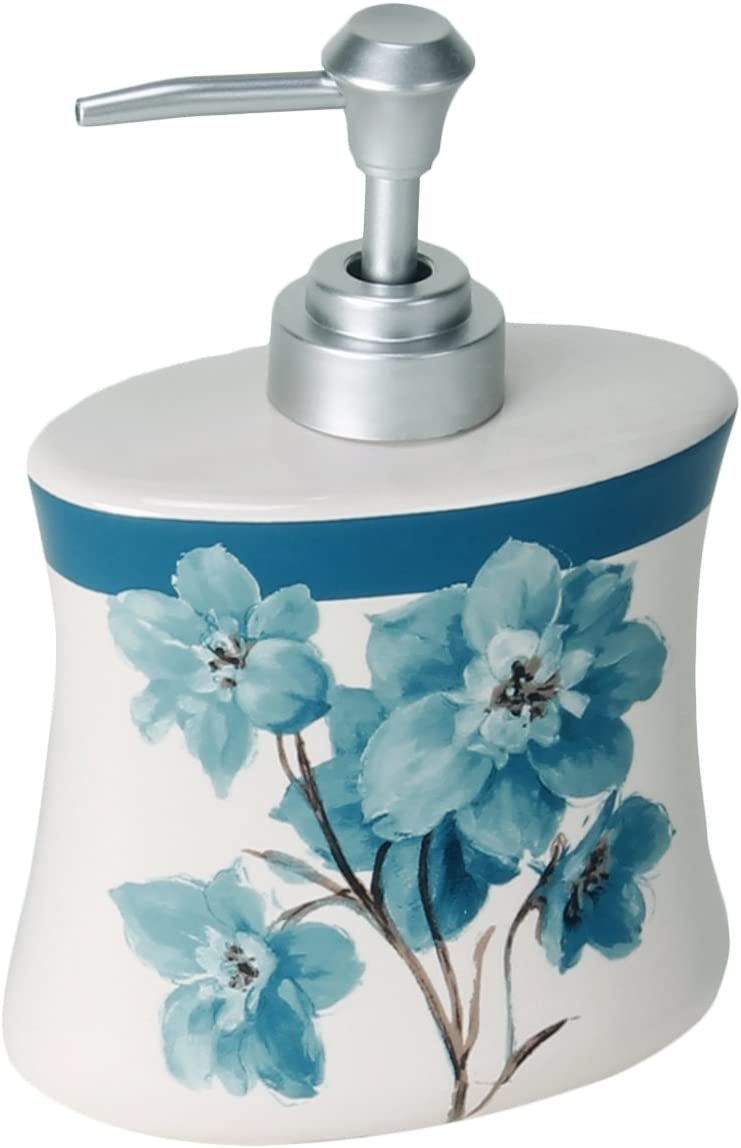 SKL Home by Saturday Knight Ltd. Blue Note Lotion Dispenser