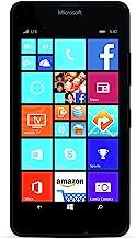 "Microsoft Nokia Lumia 640 LTE RM-1072 8GB 5"" Unlocked GSM Windows 8MP Camera Smartphone - Black - International Version No..."