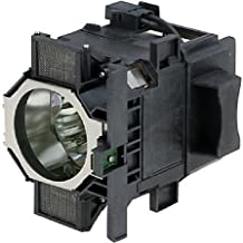 Emazne ELPLP73/V13H010L73 Projector Replacement Compatible Lamp with Housing for Epson EB Z8450WU (Twin)