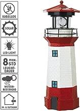 Meer Leuchtturm LED Mittelmeer Form Tisch Haus Deko Ornament