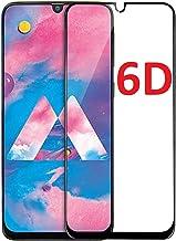 ValueActive Screen Guard For Samsung Galaxy M21 / M31 / M30S / M30 Tempered Glass 6D Full Glue Cover Edge-Edge Anti-Scratch Anti-Fingerprint Tempered Glass for Samsung Galaxy M21 / M31 / M30S with easy installation kit