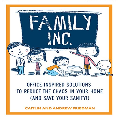 Family, Inc. audiobook cover art
