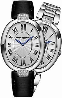 Shine Silver Dial Ladies Diamond Watch 1700-STS-00659