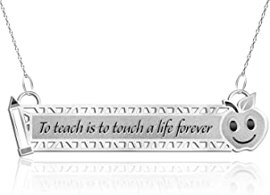 Best to teach is to touch lives forever Reviews