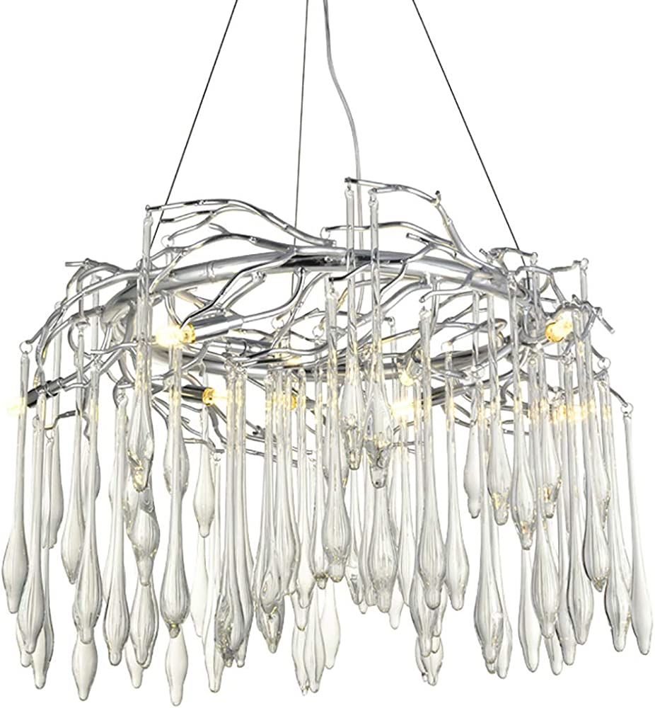 hhrong lucek9 lampadario in cristallo di cristallo lampadaa sospensione hhrong002323