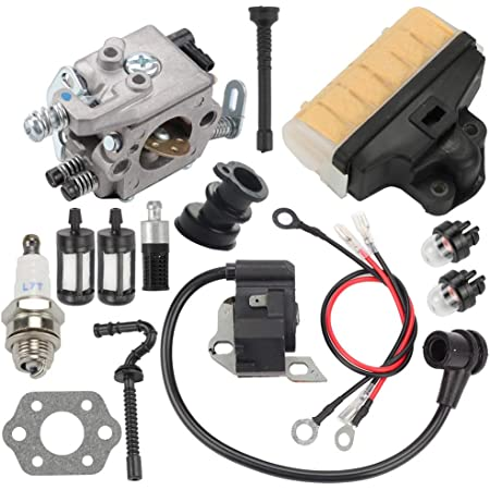 Carburetor ignition coil Fit STIHL MS250C MS210 MS230 MS250 Chainsaw 11231601650