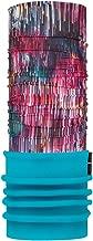 BUFF Unisex Junior Polar Multifunctional Headwear, Rainbow/Blue Capri, OSFM