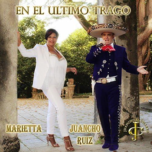 Juancho Ruiz (El Charro) feat. Marietta
