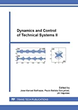Dynamics and Control of Technical Systems II (Applied Mechanics and Materials)