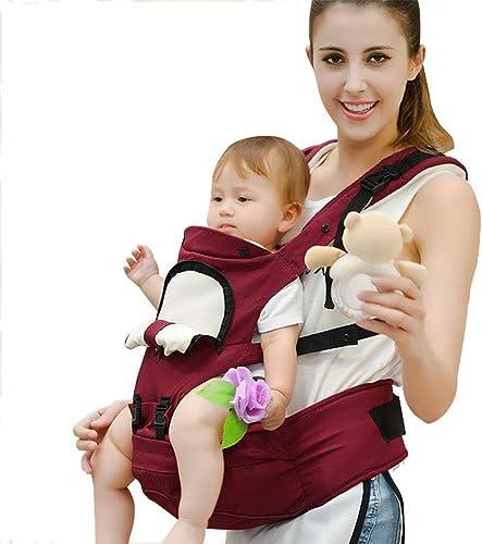 BFYH Ceinture de selles à la Taille, Universelle Quatre Saisons pour bébé de 0 à 3 Mois, Douce et Confortable