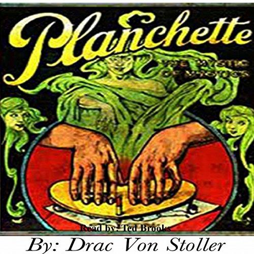 Planchette cover art