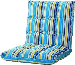 LVLUOYE Mecedora,Axdwfd Tumbona Tumbona, Lazy Couch, Plegable Tatami, sofá de la Tela Silla 55 * 52 * 56cm