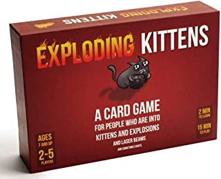 Exploding Kittens - A Card Game