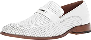 STACY ADAMS Men's Belvan Slip-on Penny Loafer