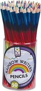 Raymond Geddes Rainbow Writer Pencil (Pack of 50)