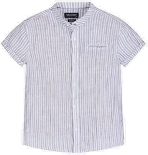 Mayoral Camisa Manga Corta Cuello Mao niño Modelo 6148