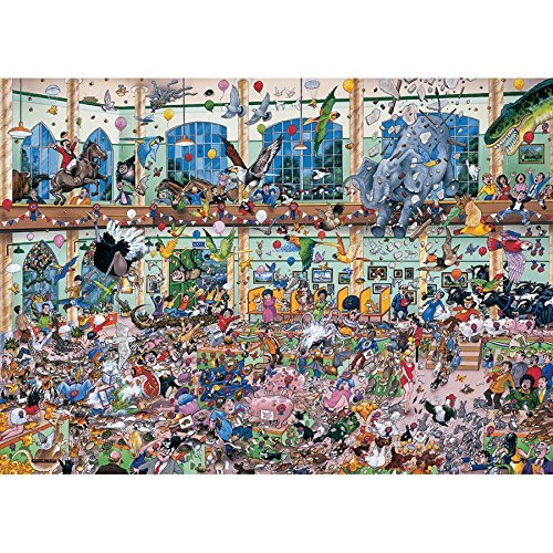 Gibsons Puzzle - I Love Pets (1000 pieces) by Gibsons Games