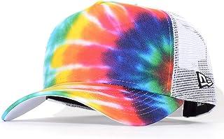 NEW ERA ニューエラ メッシュキャップ 帽子 スナップバック タイダイ柄 (11901248) O/S TDPRNT-WHI