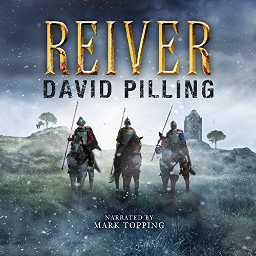 Reiver audiobook cover art