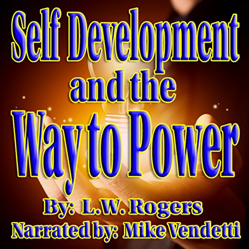 Couverture de Self Development and the Way to Power