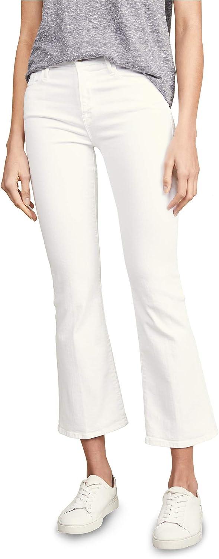 FRAME Women's Le Crop Mini Boot Cut Jeans