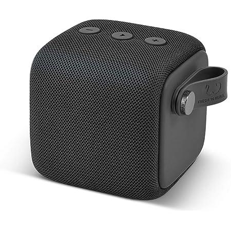 Fresh N Rebel Rockbox Bold S Concrete Waterproof Ipx7 Bluetooth Speaker With 12 Hour Battery Mp3 Hifi