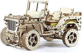 """Wooden Mechanical 3dモデル"""" 4x 4"""""""