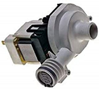 NEW Dishwasher Drain Pump Motor for GDWF100R GE Hotpoint RCA Kenmore Part WD26X10039 AP4412545 WD26X10037 WD26X10024 1475296 + FREE E-BOOK (FREEZING)