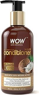 WOW Coconut Milk Conditioner, 300 ml