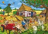 Ravensburger 08681 Arbeit auf dem Bauernhof