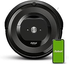 Robot aspirador con conexión Wi-Fi iRobot Roomba e6192 con 2 cepillos de goma multisuperficie - Ideal para mascotas - Suge...