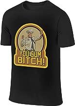 BTVE You Sum Bitch Vintage Retro Long Classic Travel Black T Shirts